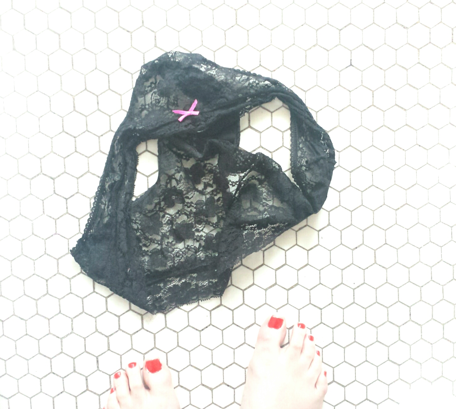 Panties from Heaven